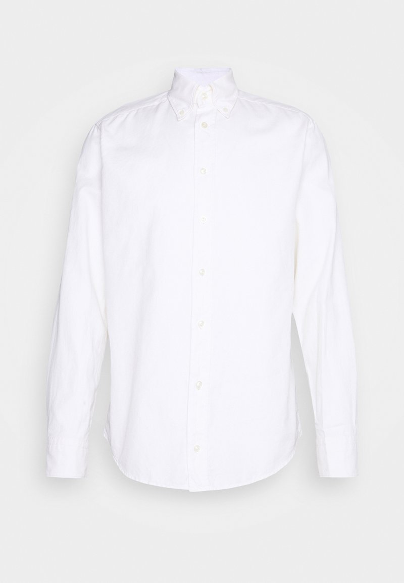 Eton - SLIM SOFT ROYAL - Shirt - offwhite oxford