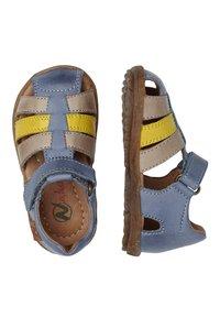 Naturino - SEE - Baby shoes - blau/gelb/grau - 3