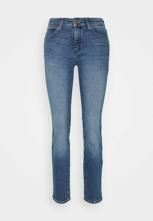 BODY BESPOKE - Straight leg jeans - blue denim