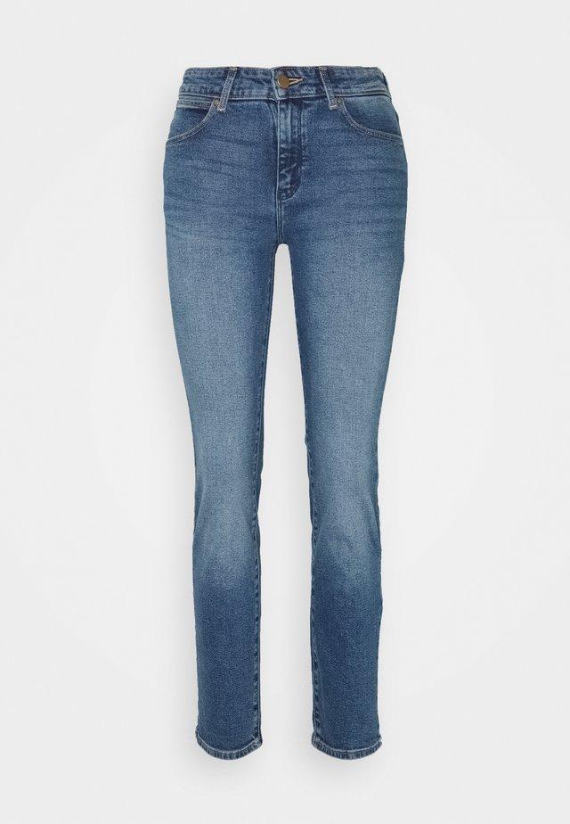 BODY BESPOKE - Jeans Straight Leg - blue denim