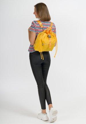 SUZA - Mochila - yellow