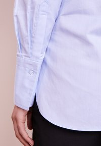 By Malene Birger - LEIJAI - Button-down blouse - pastel blue - 4