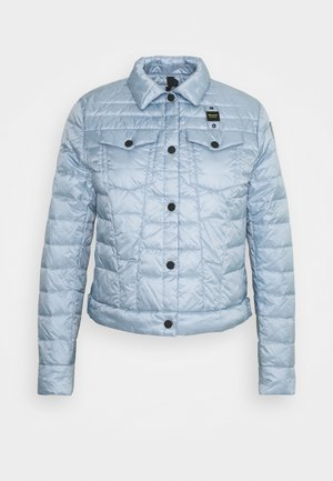 PADDED JACKET - Untuvatakki - light blue