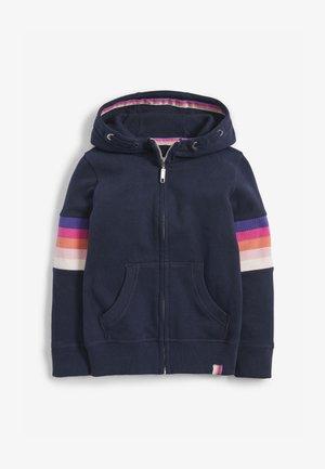 FLURO - Zip-up hoodie - blue