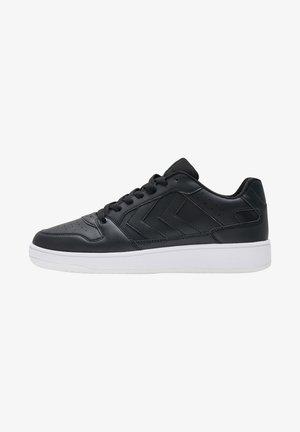 ST. POWER PLAY - Sneakers laag - black