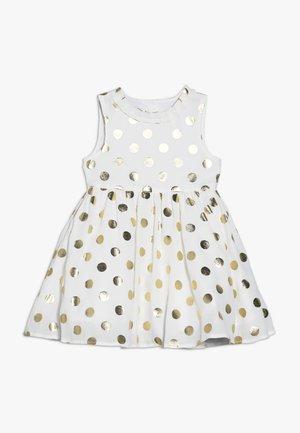 BABY SPOT DRESS - Cocktail dress / Party dress - cream
