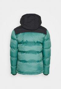 Schott - UTAH2 UNISEX - Winter jacket - lagoon - 1
