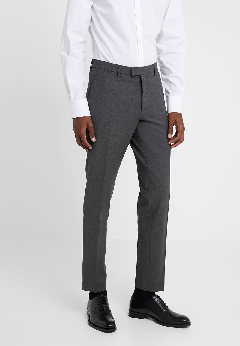 DRYKORN - PIET - Suit trousers - grey nos