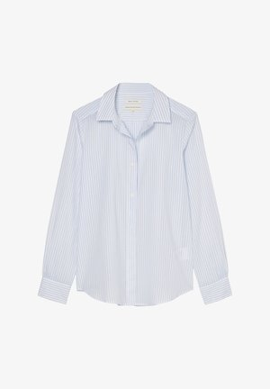 Overhemdblouse - light blue
