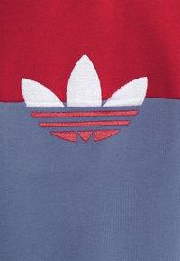 adidas Originals - SLICE - Träningsbyxor - scarlet/crew blue - 5