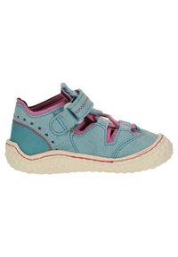 Pepino - Chaussures à scratch - wasser/rosada - 2