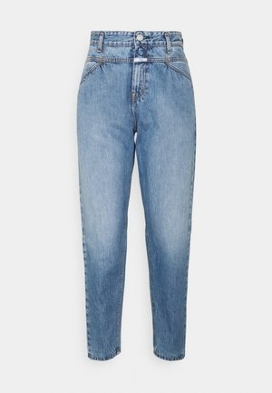 LENT - Relaxed fit jeans - mid blue