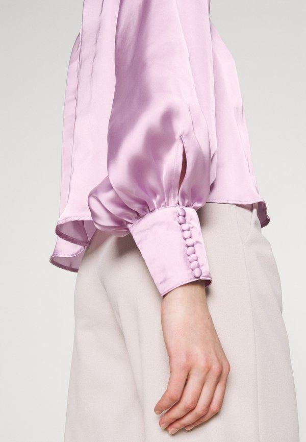 ONLY ONLRUBY LIFE BLOUSE - Bluzka z długim rękawem - orchid bouquet/liliowy WLJB