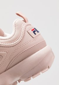 Fila - DISRUPTOR KIDS - Sneakers basse - rose smoke - 2