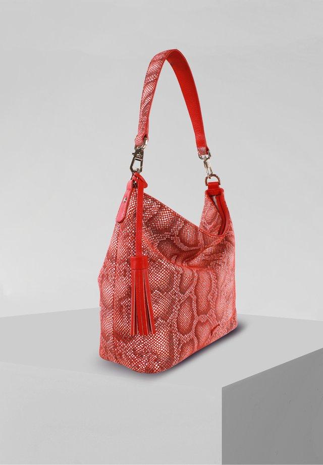 MIRA - Handbag - rot