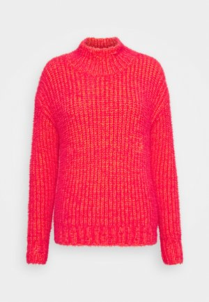 Jumper - orange fluo