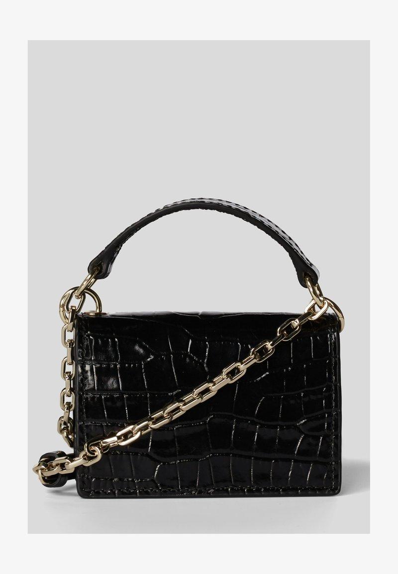 KARL LAGERFELD - Handbag - black