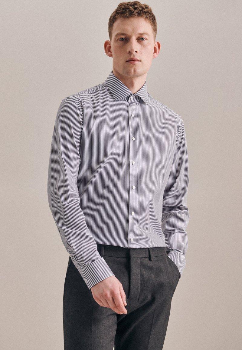Seidensticker - Shirt - blau