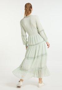 DreiMaster - Maxi dress - minze - 2