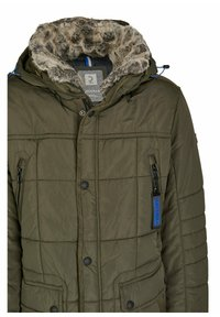 Calamar - Winter coat - oliv - 4