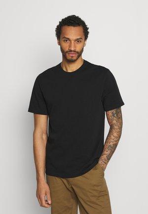 ONSANEL LIFE TEE - T-shirt - bas - black