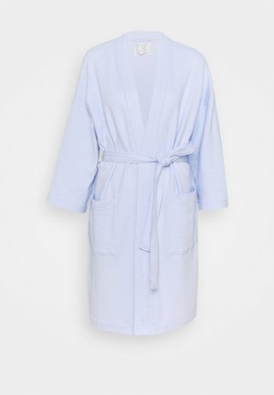 DRESSING GOWN COVER UPS - Badekåpe - light blue