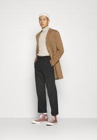 Zign - Stickad tröja - mottled beige - 1