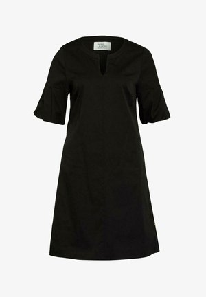 Day dress - jet black