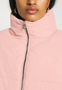 ONLY - PUFFER - Winter jacket - misty rose - 5