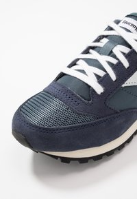 Saucony - JAZZ ORIGINAL - Baskets basses - navy