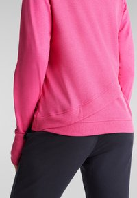 Esprit Sports - ACTIVE - Long sleeved top - pink fuchsia - 4