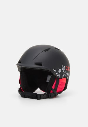 KIDS SKI HELMET - Casque - nero