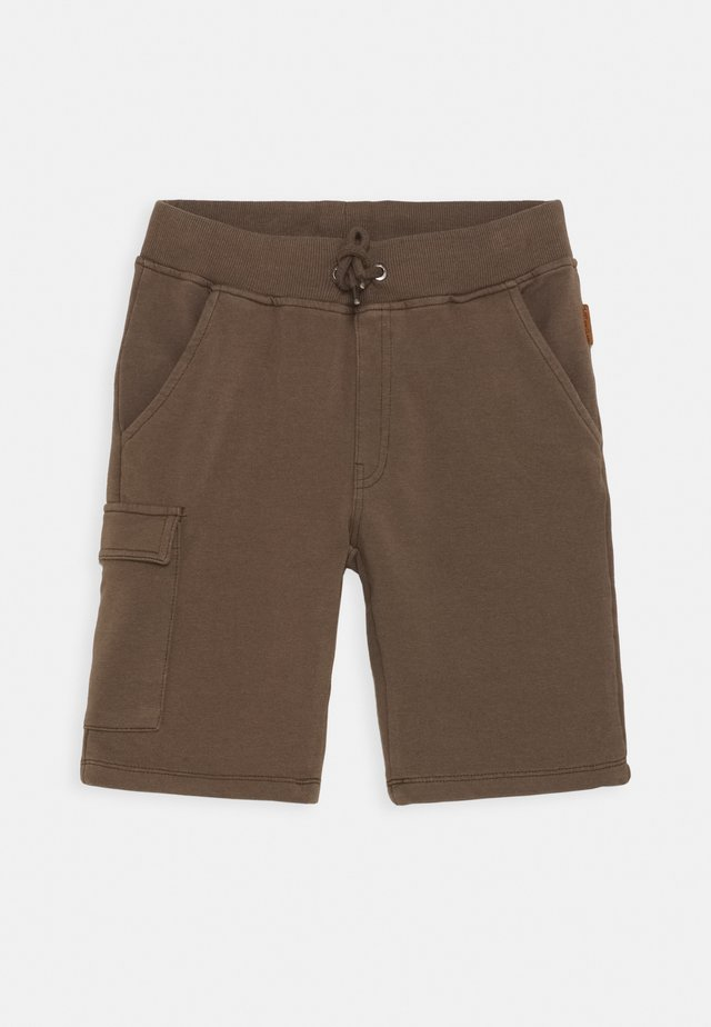 HELGE BERMUDA SHORT TEEN - Shorts - otter