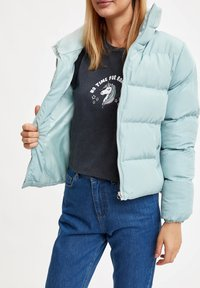 DeFacto Fit - Winter jacket - turquoise - 2
