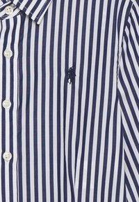 Polo Ralph Lauren - BENGAL DRESSES - Shirt dress - navy - 2