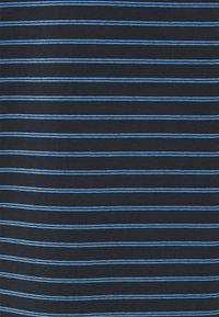 Scotch & Soda - CLASSIC CREWNECK - Print T-shirt - dark blue/blue - 2