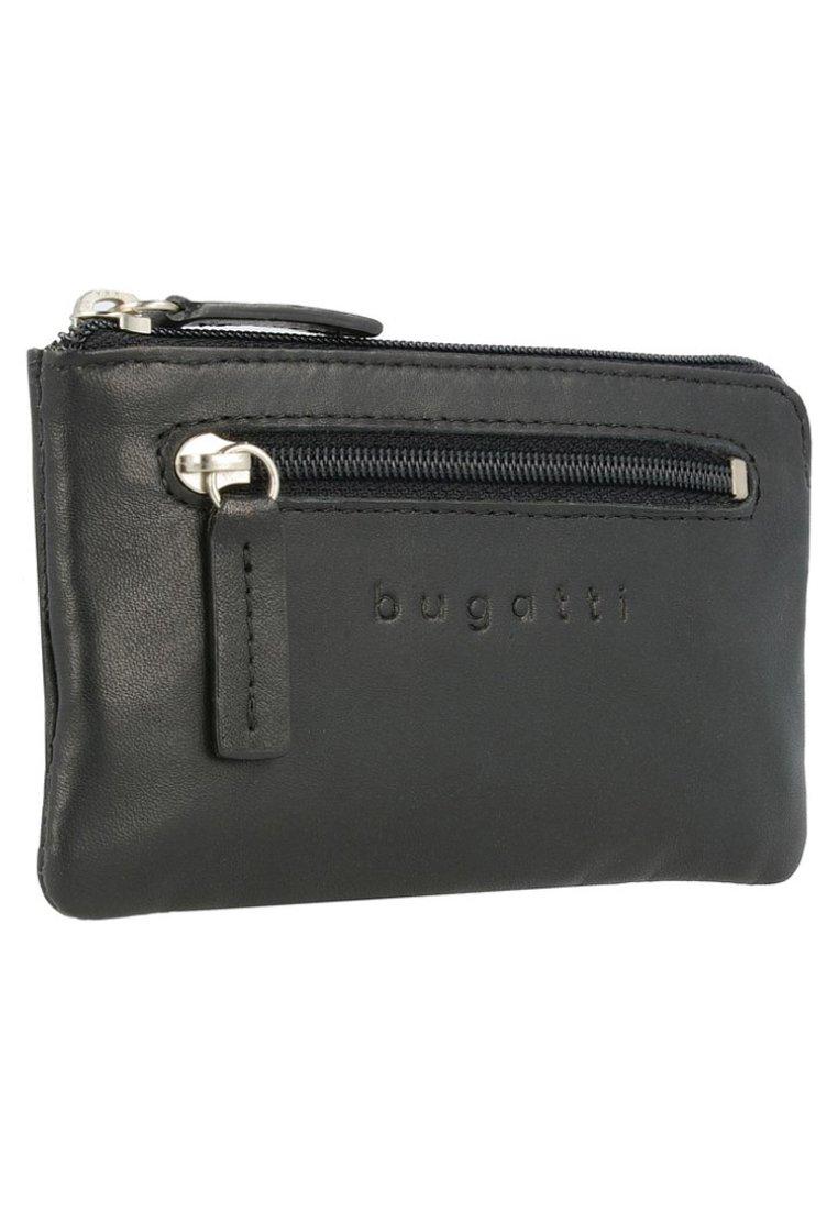Bugatti RFID Schlüsseletui black/schwarz