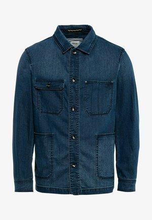 WORKER - Denim jacket - indigo