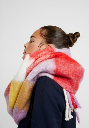 VMMAURA LONG SCARF - Šála - high risk red