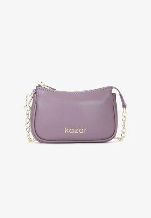 KLARA - Taška spříčným popruhem - purple