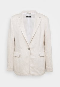s.Oliver BLACK LABEL - LANGARM - Short coat - beige - 4