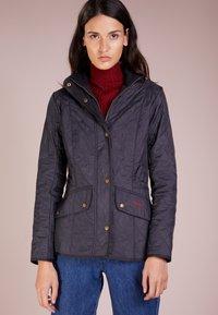 Barbour - POLARQUILT - Light jacket - navy - 0
