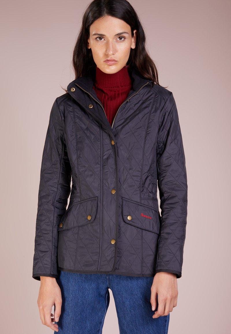 Barbour - POLARQUILT - Light jacket - navy