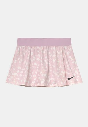 Sports skirt - regal pink/black
