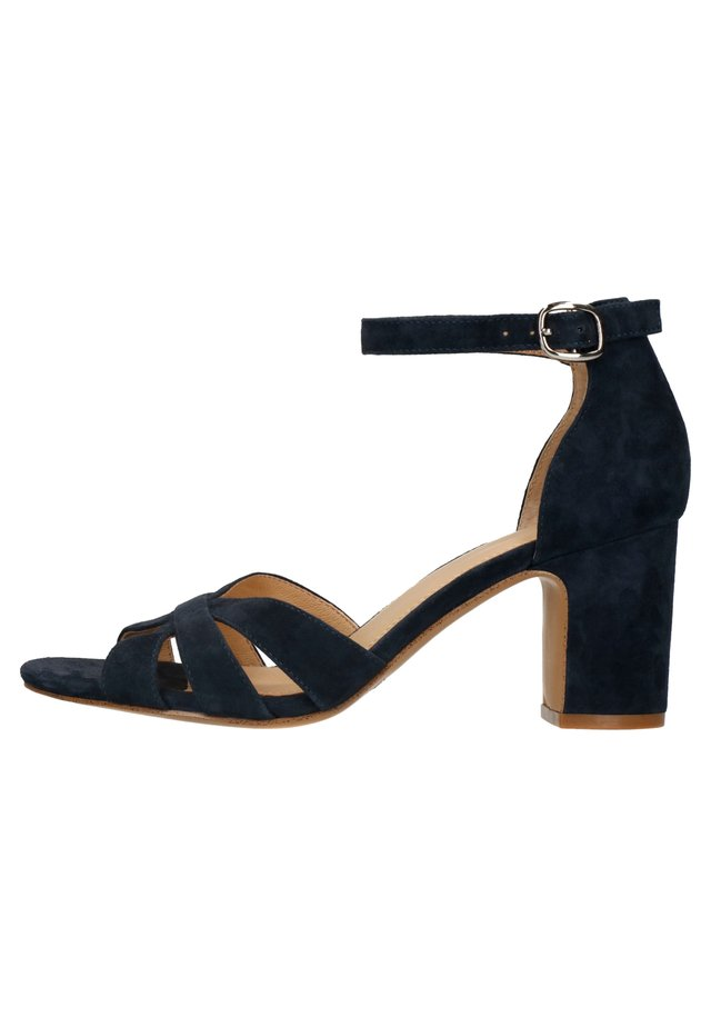 Sandalen - dunkelblau