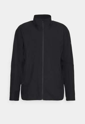 SOLANO JACKET MENS - Outdoor jacket - black