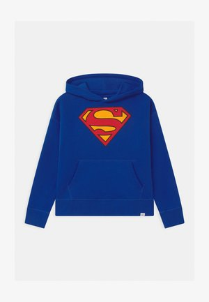 BOYS BATMAN HOOD - Hoodie - brilliant blue