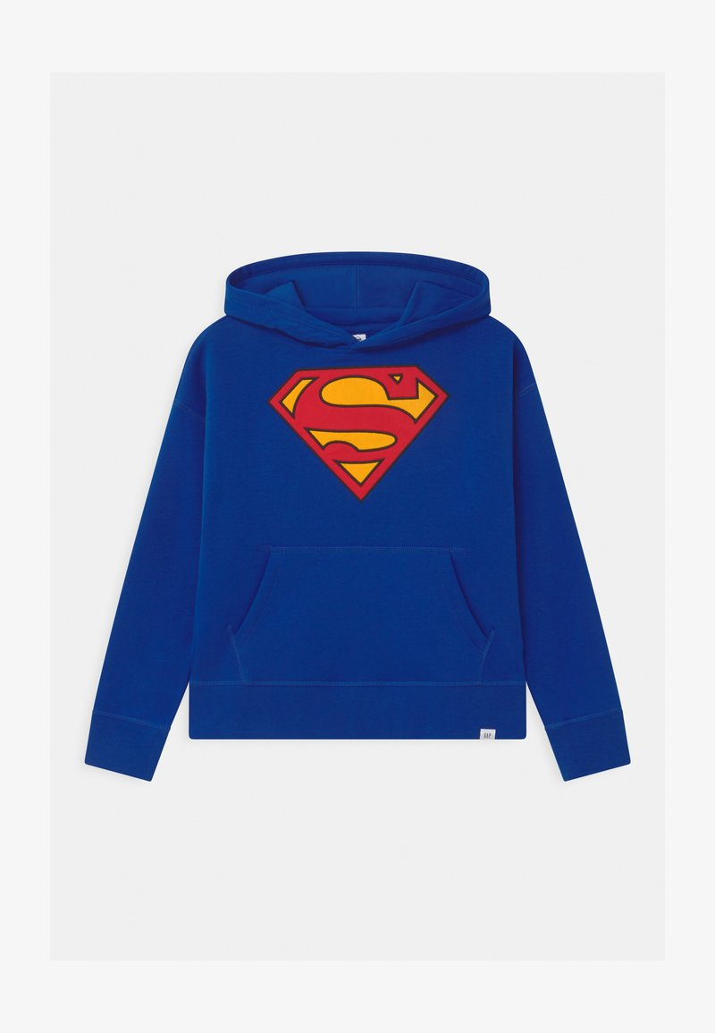 GAP - BOYS BATMAN HOOD - Hoodie - brilliant blue