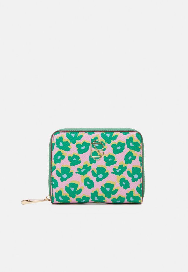 AMAPOLA MIDI WALLET - Portefeuille - rose shadow