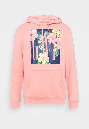 FLORAL - Sweatshirt - tea rose